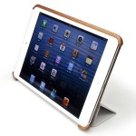 iPad mini(アイパッド・ミニ)木製タブレットケース・カバー(Smart Cover用加工済)