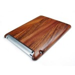 iPad (アイパッド) Retina 木製タブレットケース・カバー/第4世代