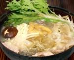 スタミナちゃんこ鍋 らくらくセット(野菜・肉付き)2人分