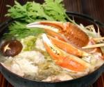 カニちゃんこ鍋 らくらくセット (野菜・カニ・魚付)2人分