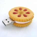クリームサンドクッキーUSBメモリ 8GB新入荷!