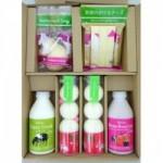 北海道 牧家 NEW乳製品詰め合わせ 2×2セット