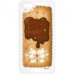 ディズニー iPhone5c専用シェルジャケット デリシャスビスケット ミッキー&ミニー