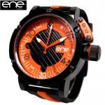 ENE WATCH ビッグフェイス腕時計 105 EDITION 11466