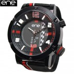 ENE WATCH ビッグフェイス腕時計 105 CUP COLLECTION 650000101