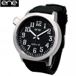 ENE WATCH ビッグフェイス腕時計 109 NATO COLLECTION 345000201