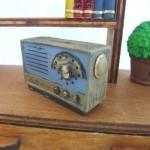 ミニチュアインテリア ラジオ