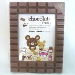 チョコレート フォトフレーム