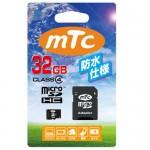 mtc microSDHCカード 32GB class4