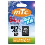 mtc microSDHCカード 64GB class10