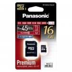 Panasonic microSDHCカード UHS-I 16GB