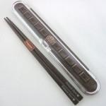 チョコレート 箸&箸箱セット