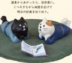 旅猫 まったりマスコット 宿猫