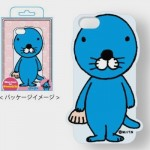 ぼのぼのiPhone5/5Sシリコンケース