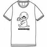 ぼのぼの Tシャツ