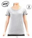 アンダーアーマー【新商品】UAチャージドコットンクルー(Tシャツ)3カラー ウィメンズモデル