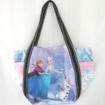 ディズニー バルーントートバッグ アナと雪の女王