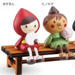 otogicco 赤ずきんちゃん 夏のマスコット 縁日