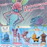 ぼのぼの フィギュアマスコット2 5種コンプリートセット