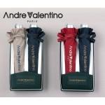 AndreValentino アンドレ バレンチノ 自動開閉ミニ傘(強力撥水加工) 2色セット AND537ACM SET[1007296]