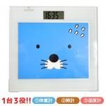 ぼのぼの体重計