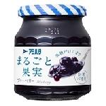 アヲハタ まるごと果実 ブルーベリー250g