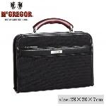 日本製 ビジネスバッグ McGREGOR(マックレガー) ダレスバッグ