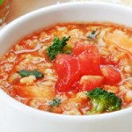 デトック・スリム粥 イタリアントマト味 1食わずか47kcal
