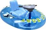 子供用 電動 水上玩具 バンパーボート