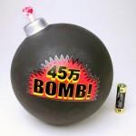 爆弾 貯金箱 [5点]