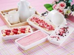 金沢  『Gelato gelato』 の逸品 いちご ジェラートセット