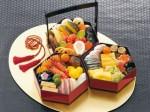 【送料無料】「京都 のむら」 本格おせち「八坂」 手桶三段重