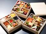【送料無料】 最高級おせち 桐 重箱入り 53品目 三段重