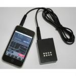 iPhone/iPadで使える放射能測定器IGAMMA、次回入荷分(8/26)確保しました!