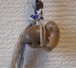 イルカの耳骨アクセサリー